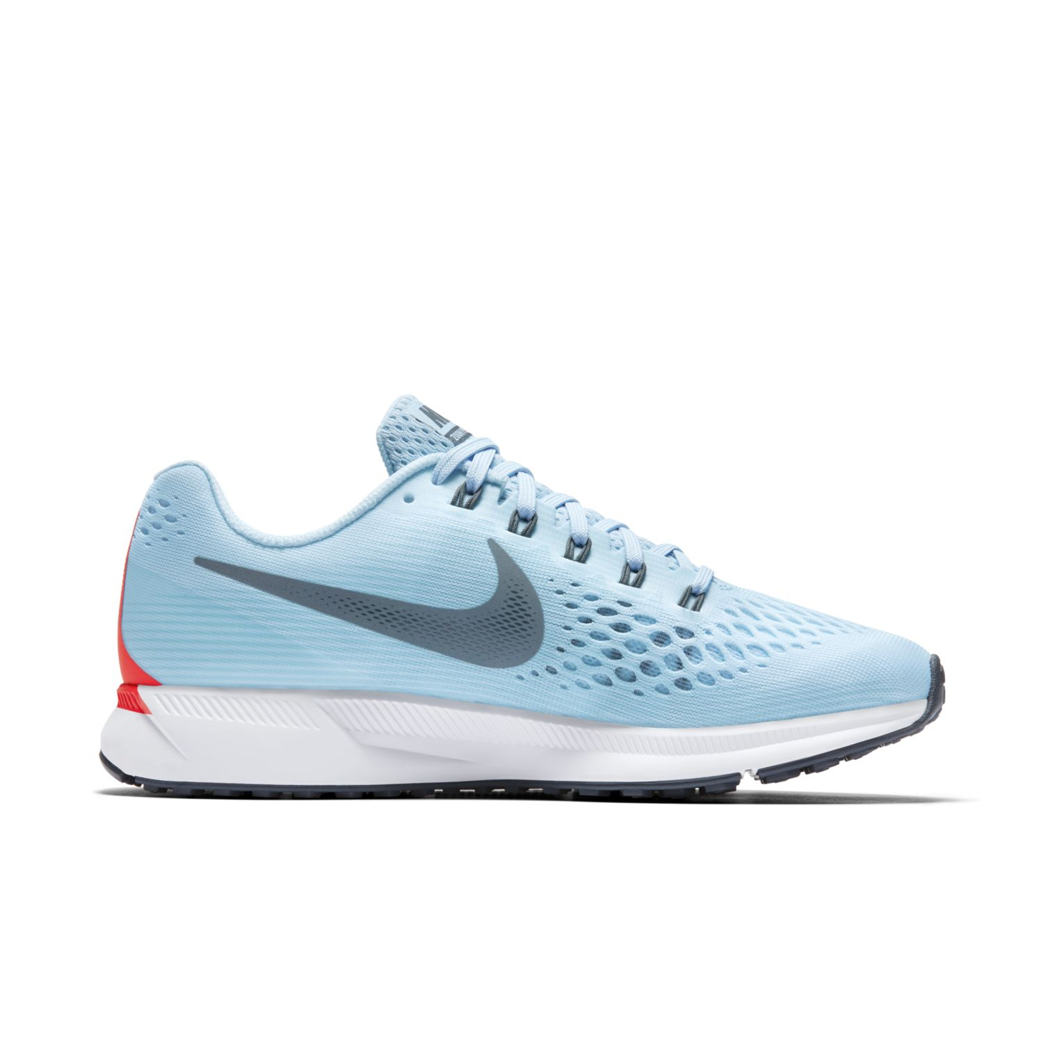 Nike Air Zoom Pegasus 34 in Grau Blau