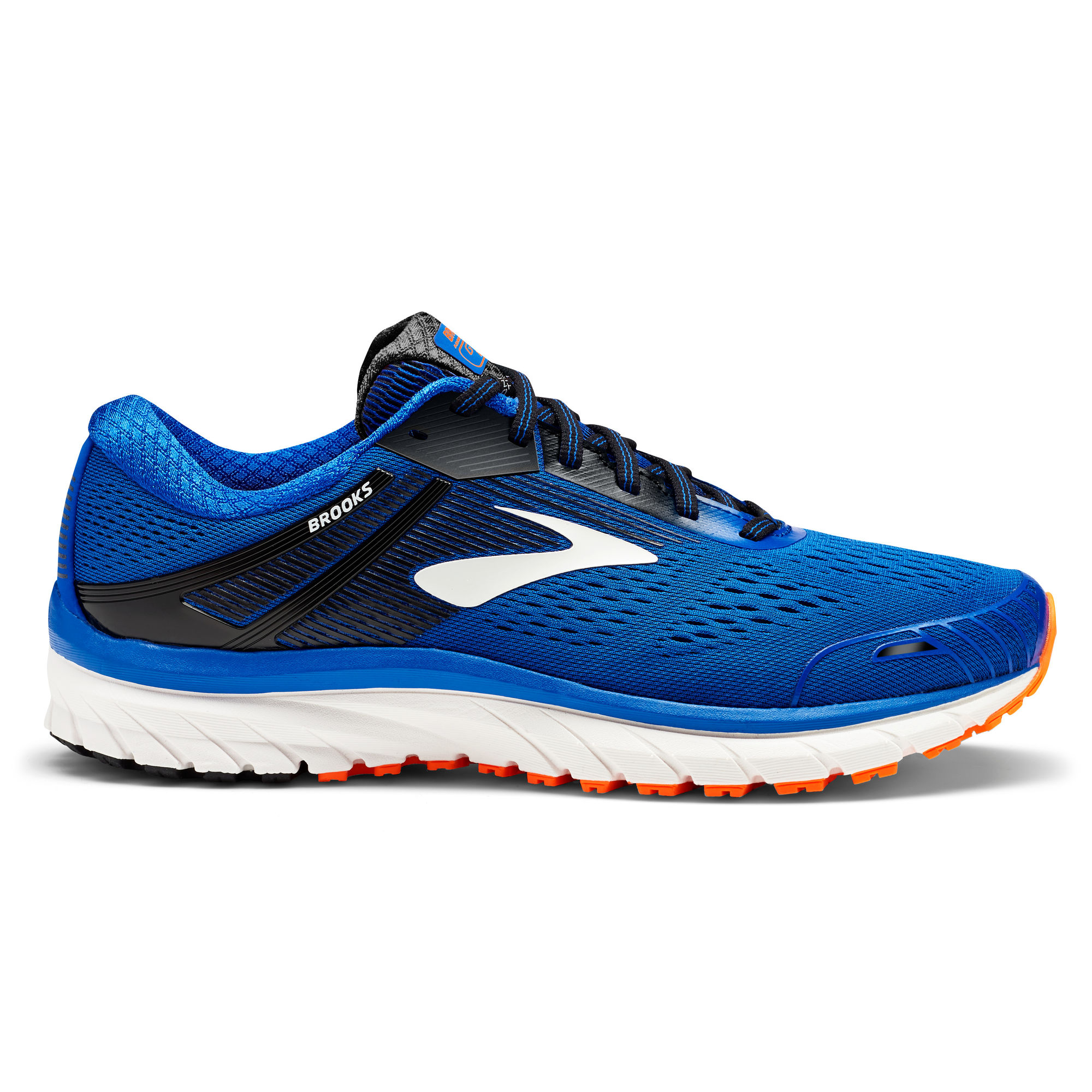 Brooks Adrenaline 18 B in Blau