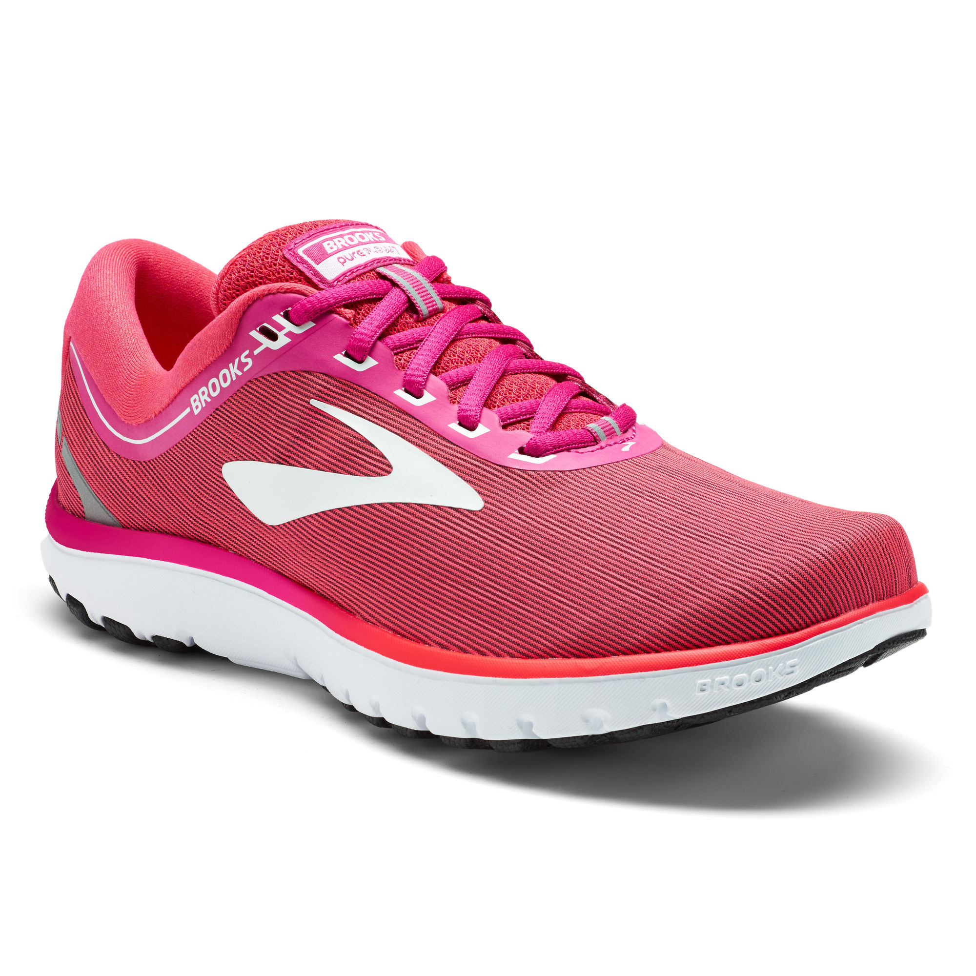 Brooks Lady PureFlow 7 in Pink