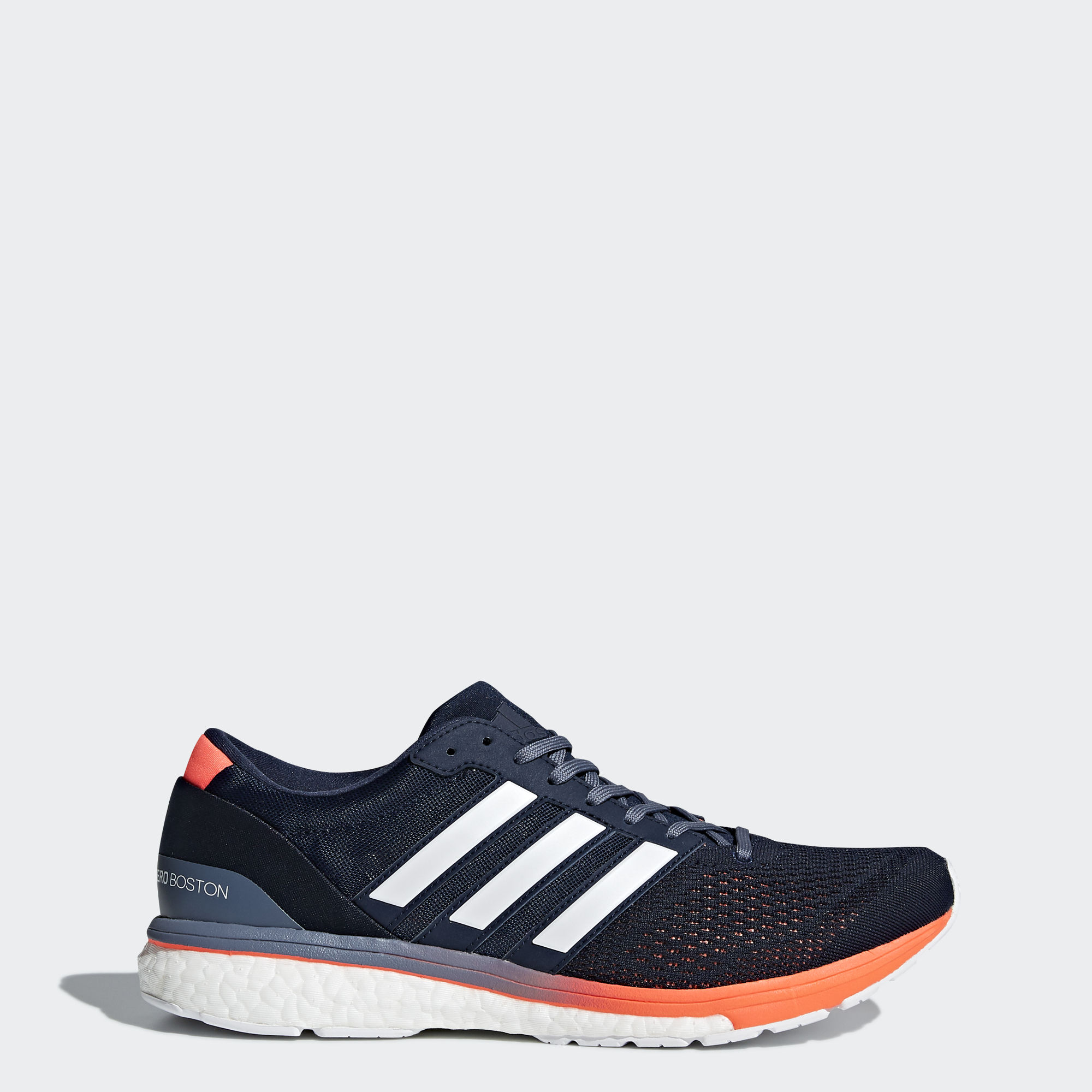 adidas Adizero Boston 6 in Blau Orange