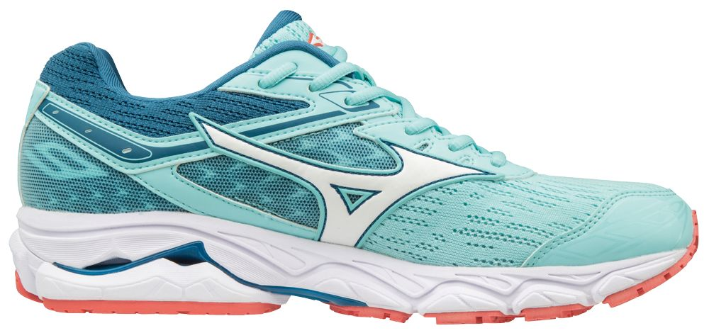 Mizuno Lady Wave Ultima 9 in Blau
