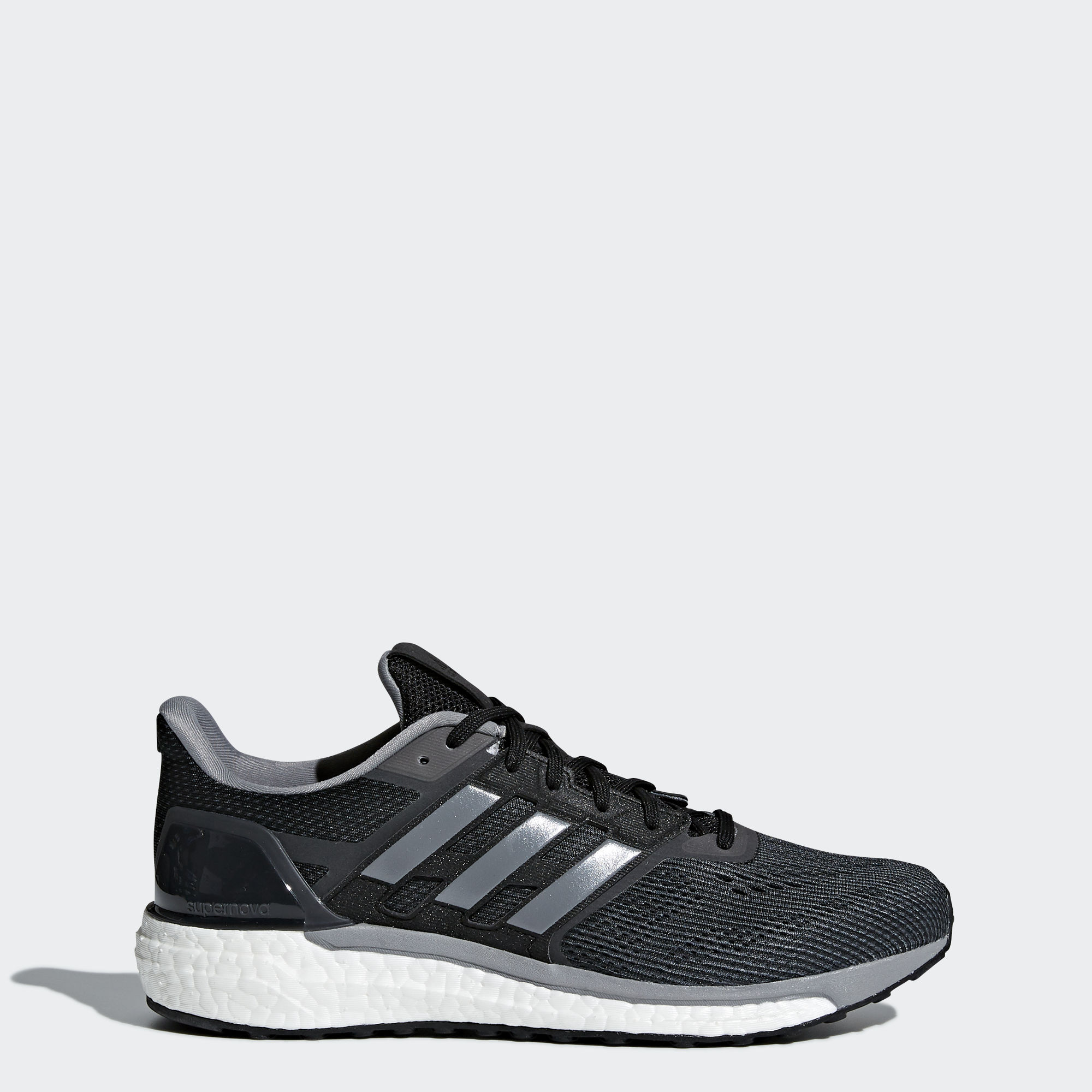 adidas Supernova in Grau