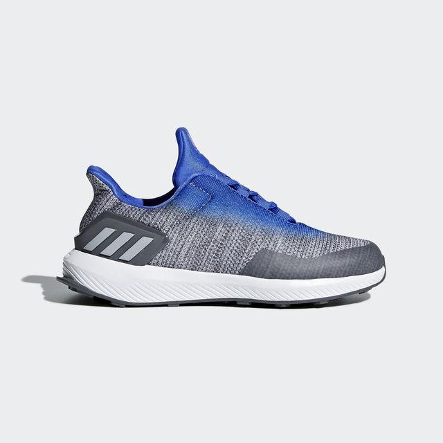 adidas Rapida Uncaged in Blau Grau