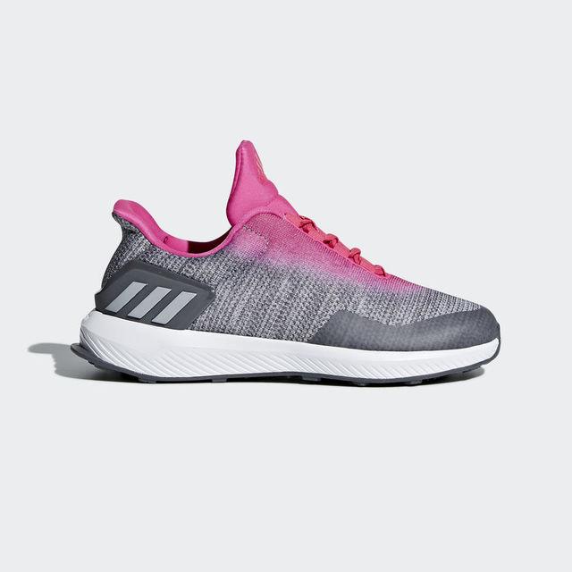 adidas Rapida Uncaged in Pink Grau