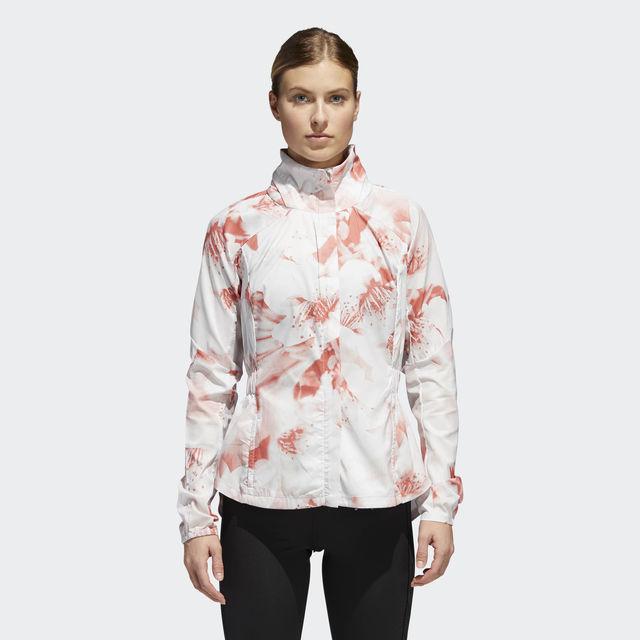 adidas Supernova Expose Graphic Jacket w