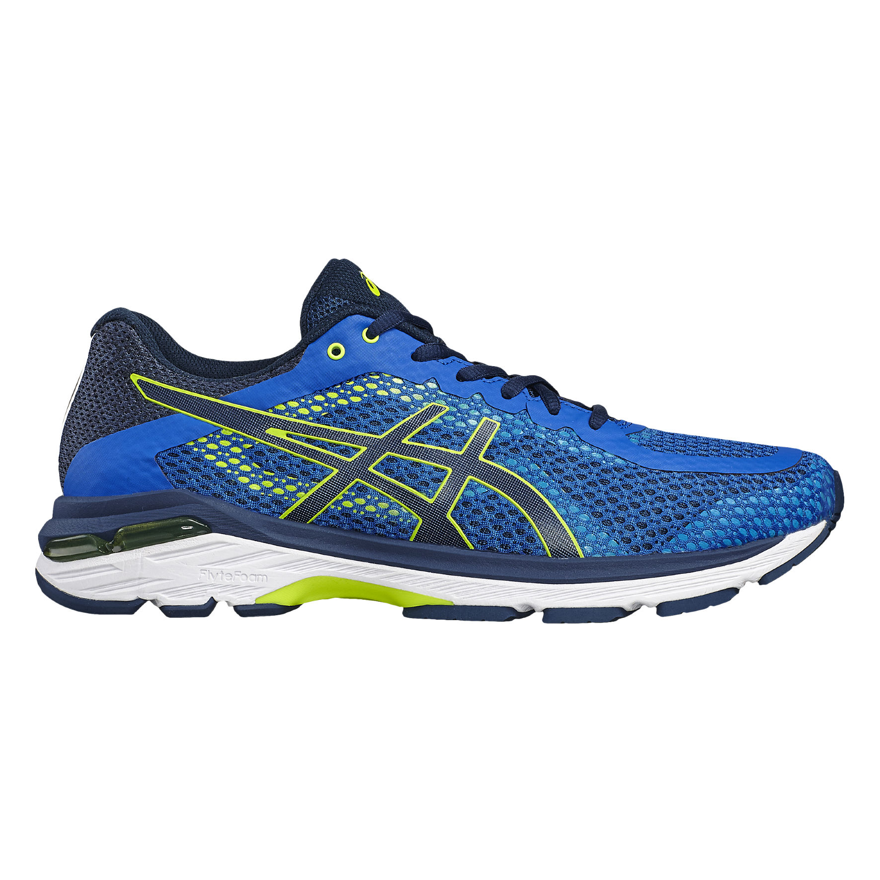 Asics Gel Pursue 4 in Blau