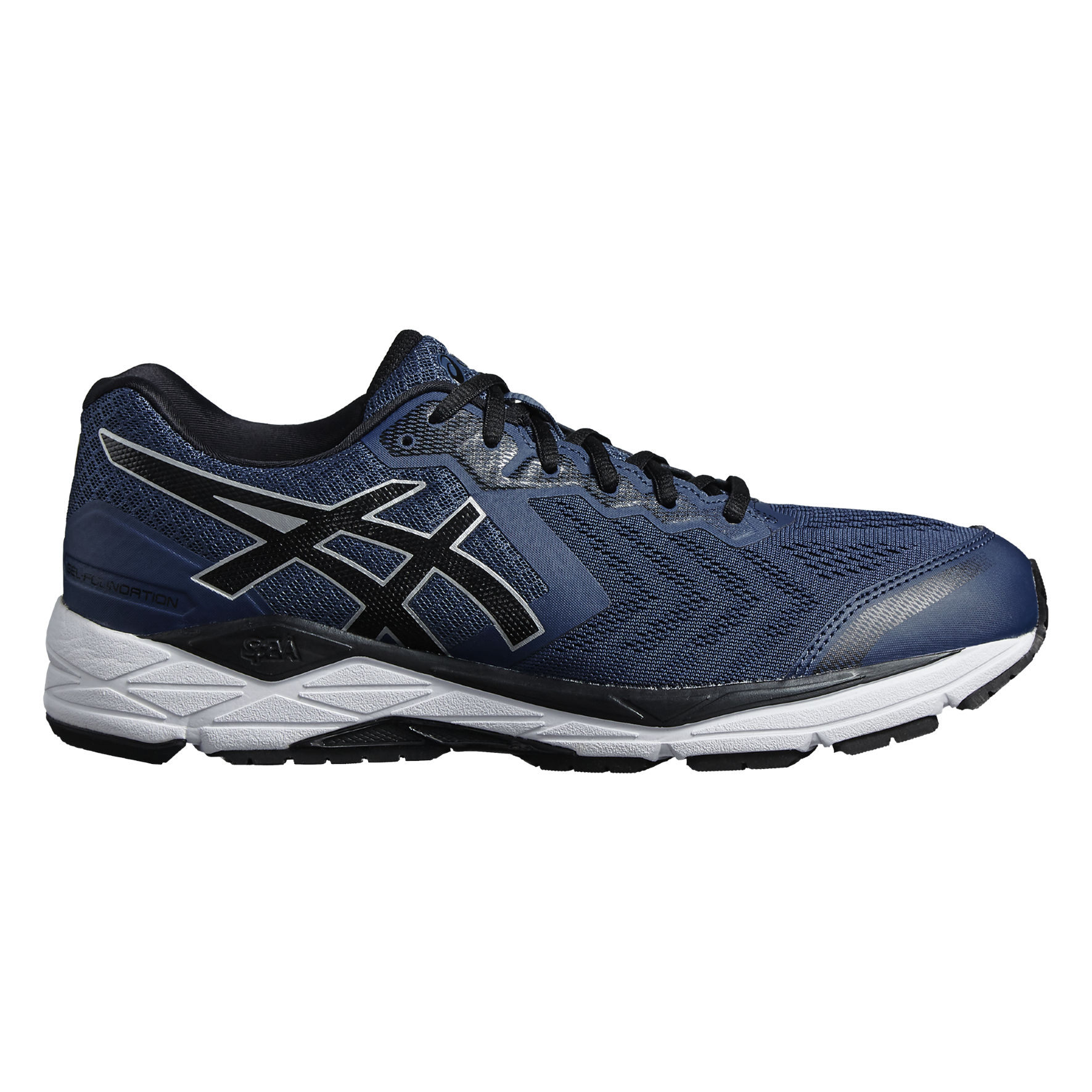 Asics Gel Foundation 13 2E in Blau