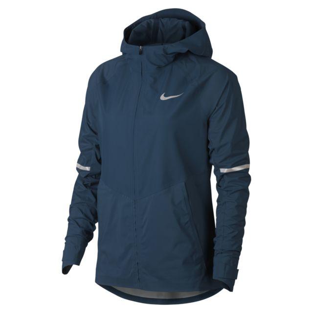 Nike Lady Zonal AeroShield in Blau