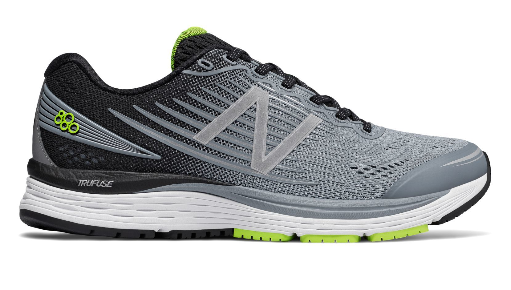 New Balance 880v8 D in Grau