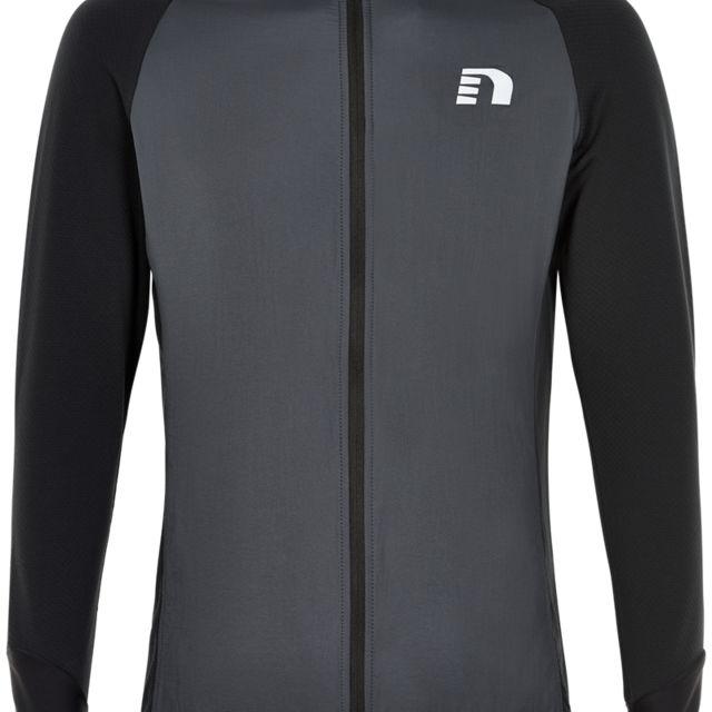 Newline Iconic Comfort Jacket in Schwarz Grau