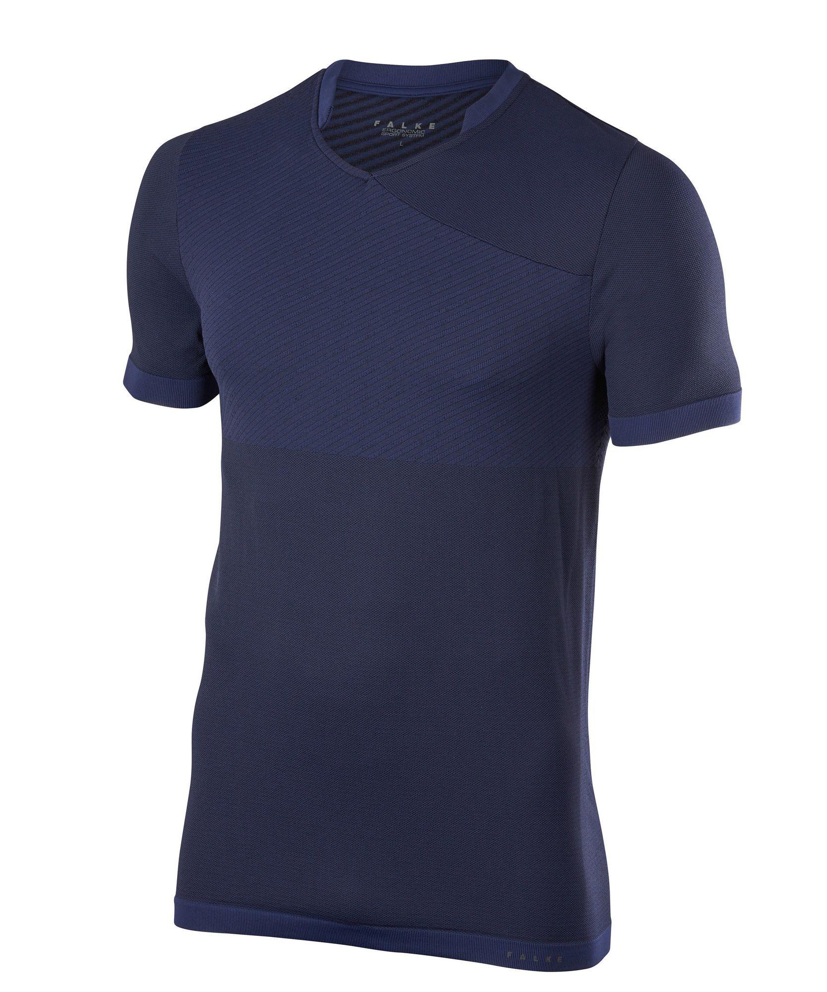 Falke T-Shirt in Blau