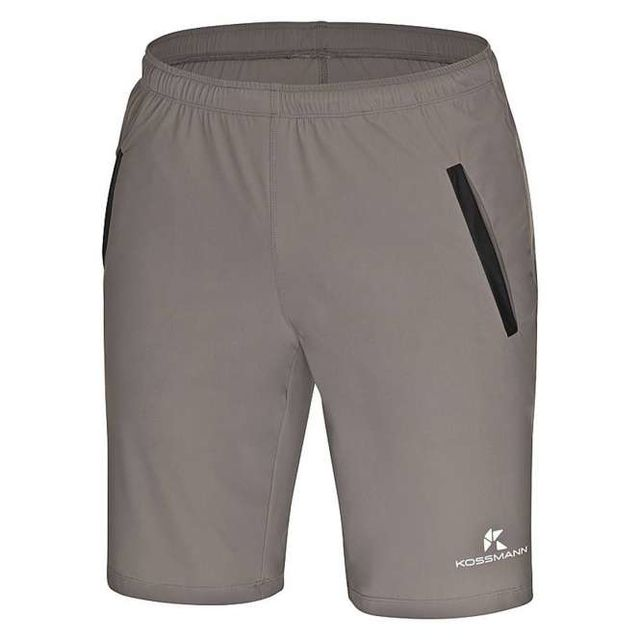 Kossmann Street Short in Grau