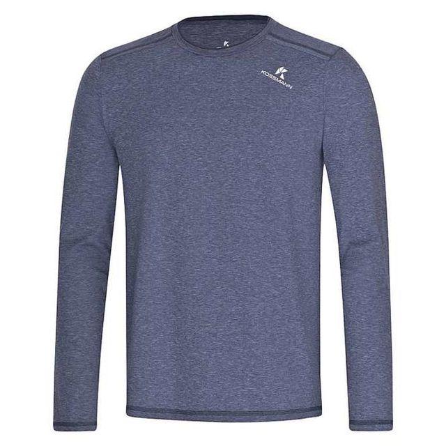 Kossmann Ultra Lite Shirt Langarm in Blau