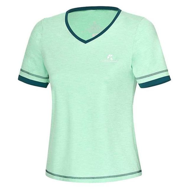 Kossmann Damen Ultra Lite Cool Shirt in Pfefferminz
