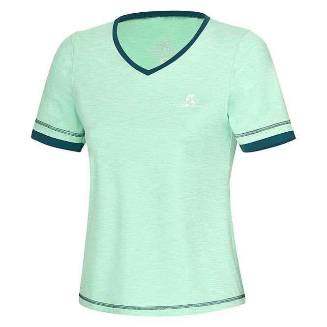 Kossmann Damen Ultra Lite Cool Shirt in Pfefferminz