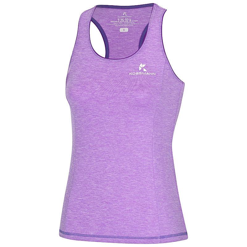 Kossmann Damen Ultra Lite Trägershirt in Violet