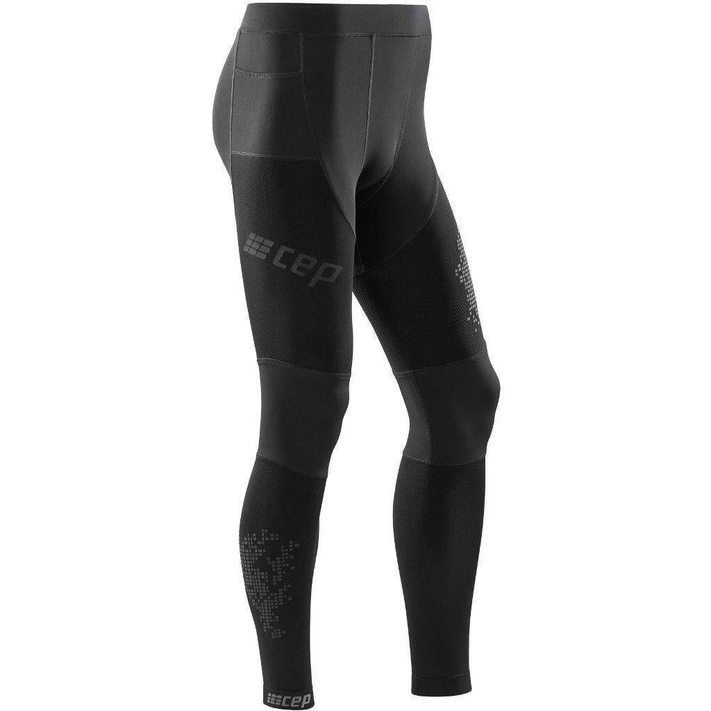 cep Run Tights 3.0 in Schwarz