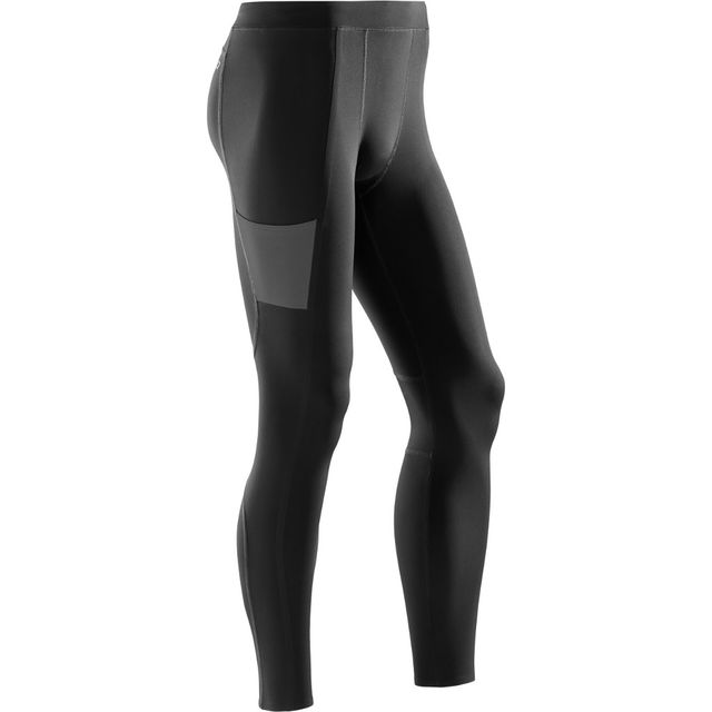 cep Performance Tights Men in Schwarz