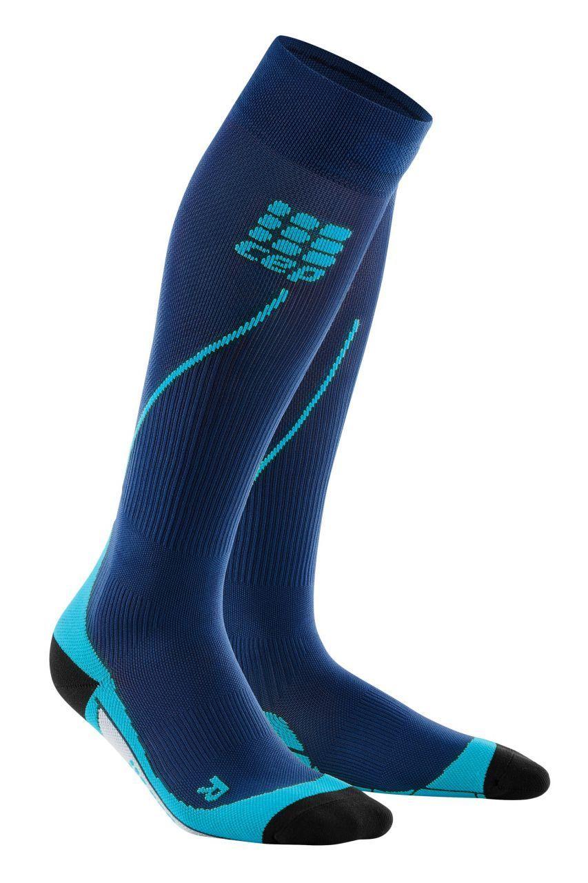 cep Run Socks 2.0 Women in Blau