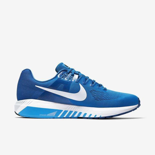 Nike Air Zoom Structure 21 in Blau