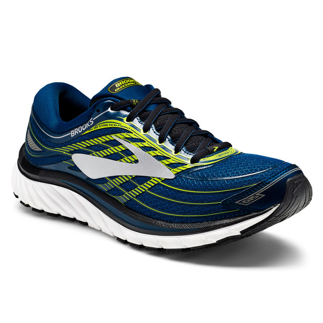 Brooks Glycerin 15 in Blue/Lime