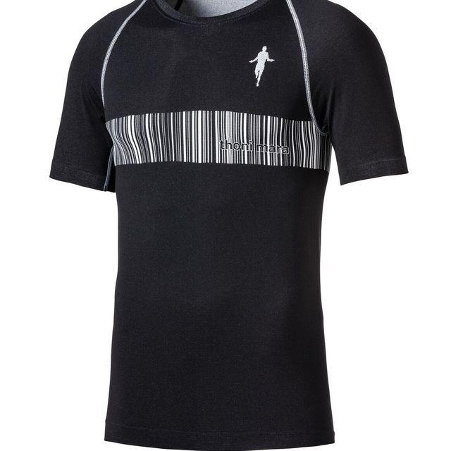 Thonimara Ti Shirt EAN in Schwarz