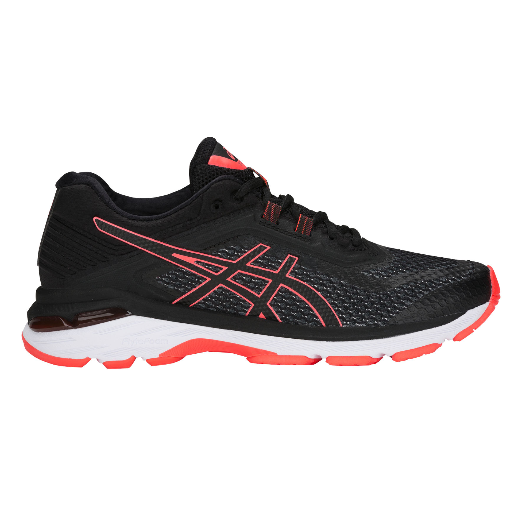 Asics Lady Gel GT 2000 6 2A in Schwarz Orange