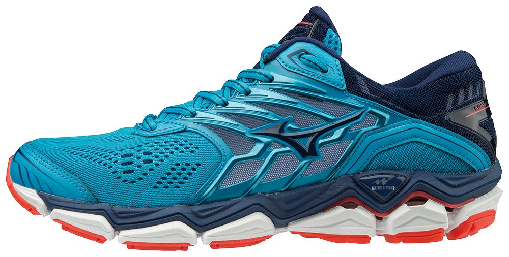 Mizuno Lady Wave Horizon 2 in Blau