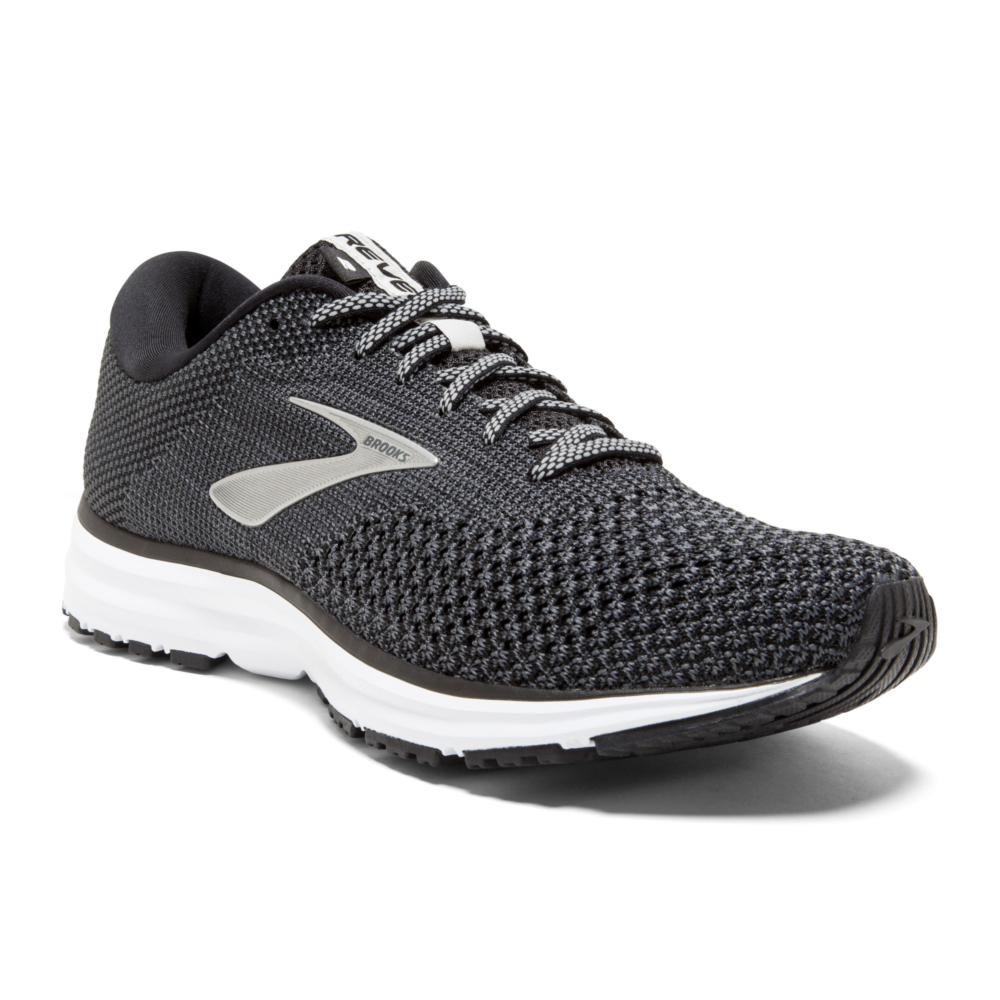 Brooks Lady Revel 2 in Schwarz