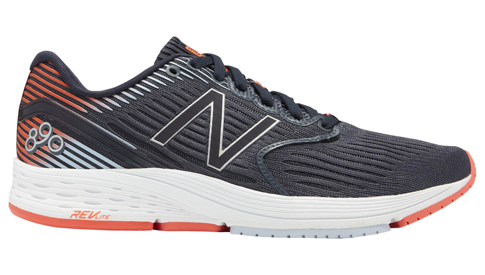 New Balance Lady 890v6 in Grau Orange
