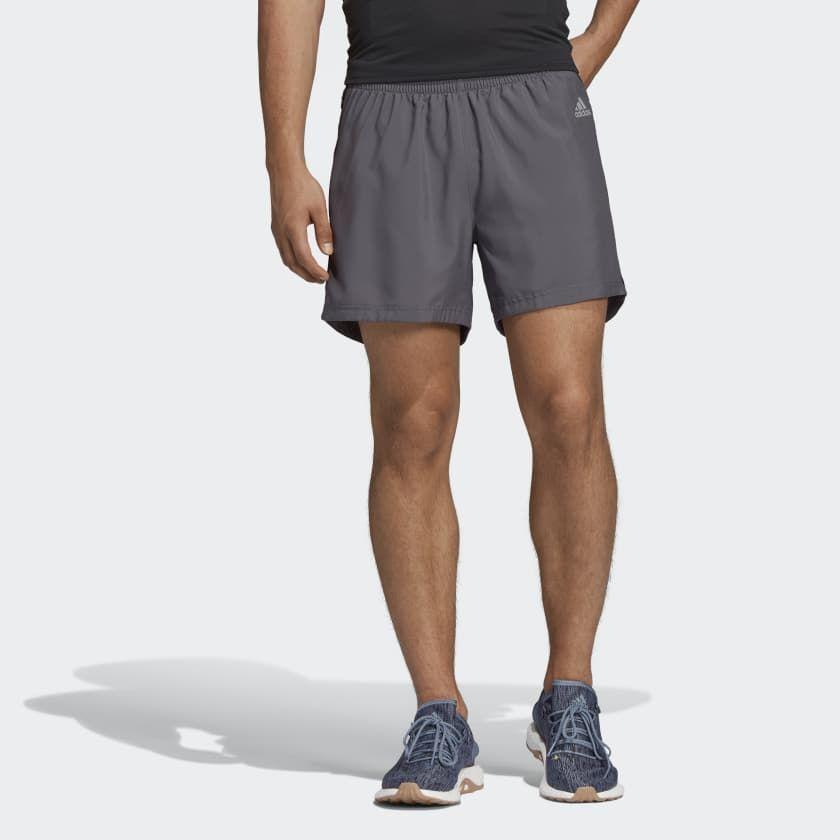 adidas Response Shorts in Grau