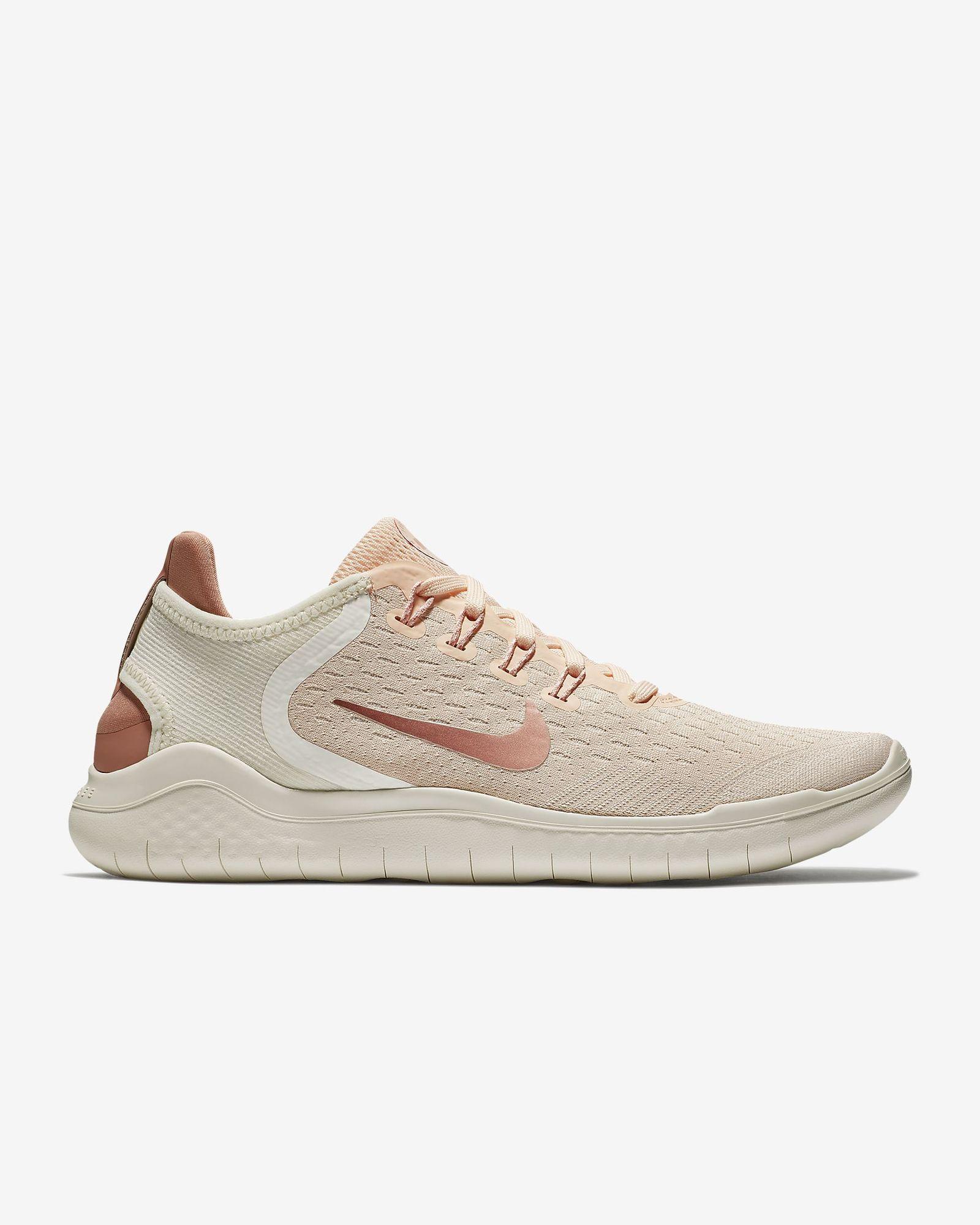 Nike Lady Free RN 2018 in Rosa
