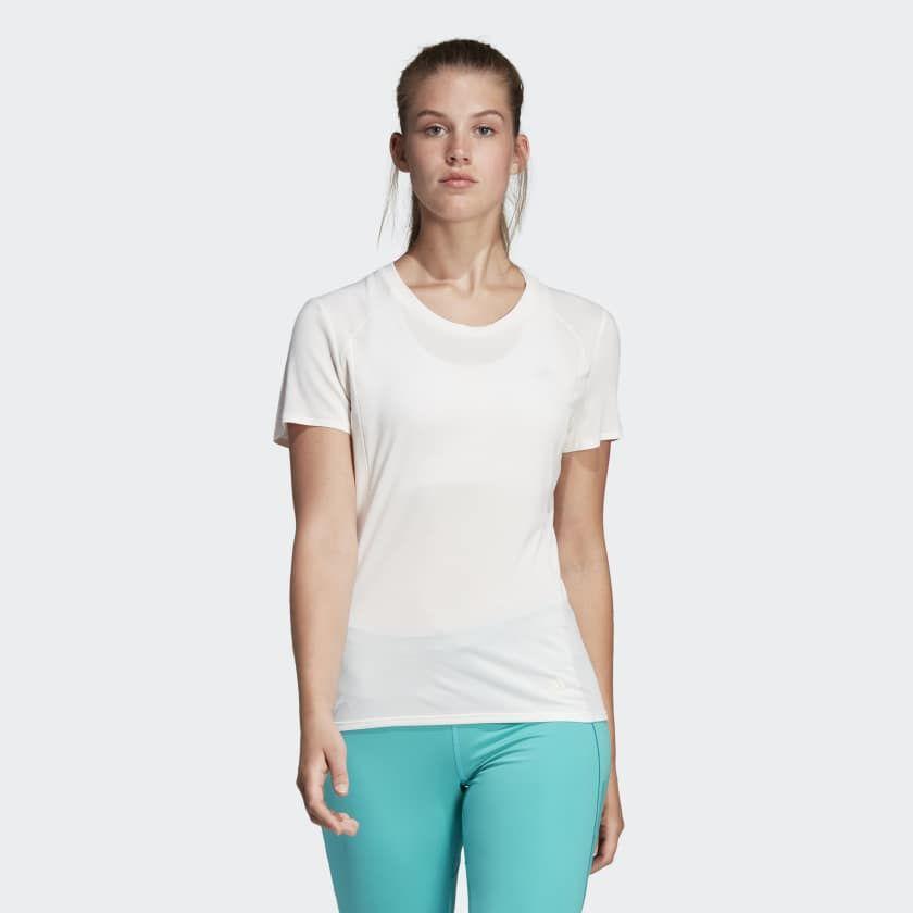 adidas Franchise Supernova T-Shirt w in W Eiß