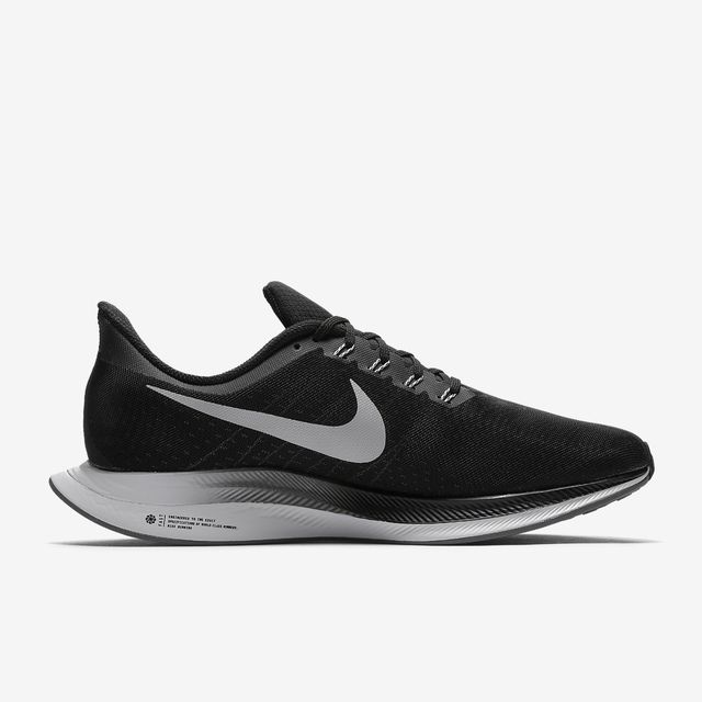 Nike Air Zoom Pegasus Turbo in Schwarz