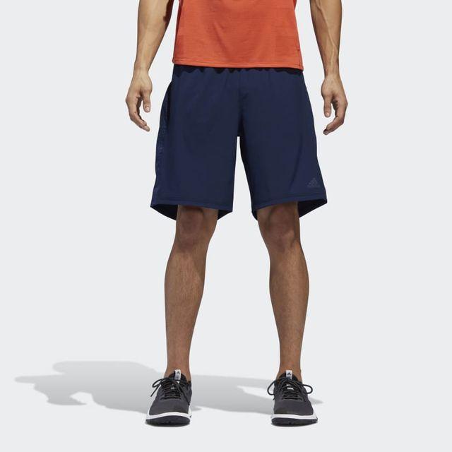 adidas Supernova Dual Shorts in Blau