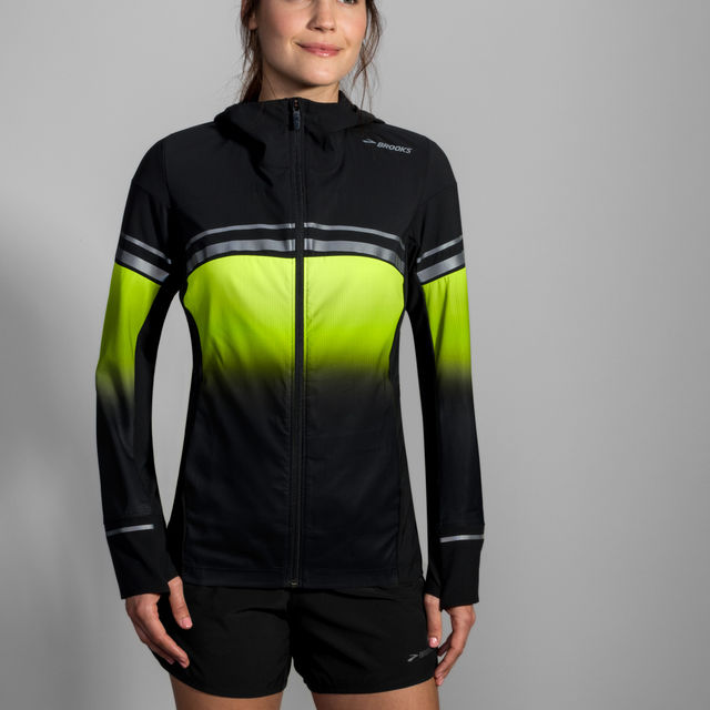 Brooks Lady Canopy Jacket Nightlife