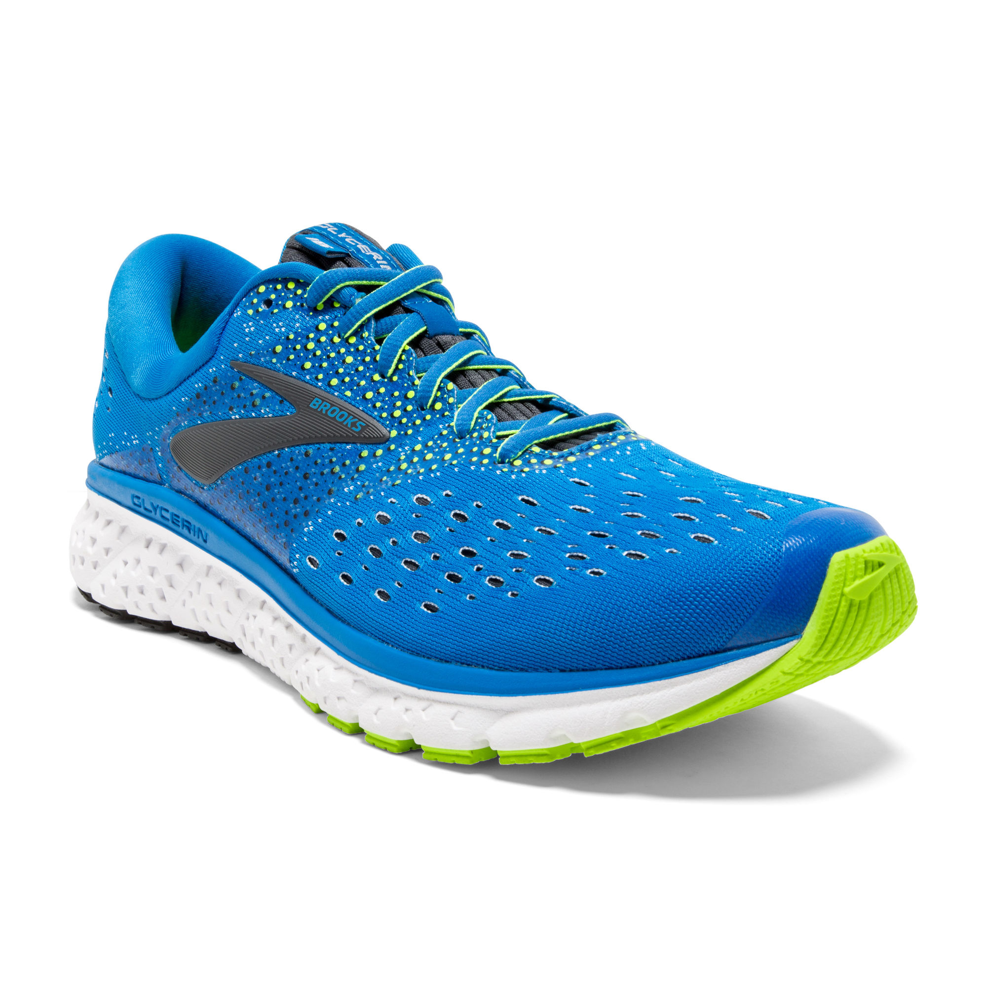 Brooks Glycerin 16 in Blau