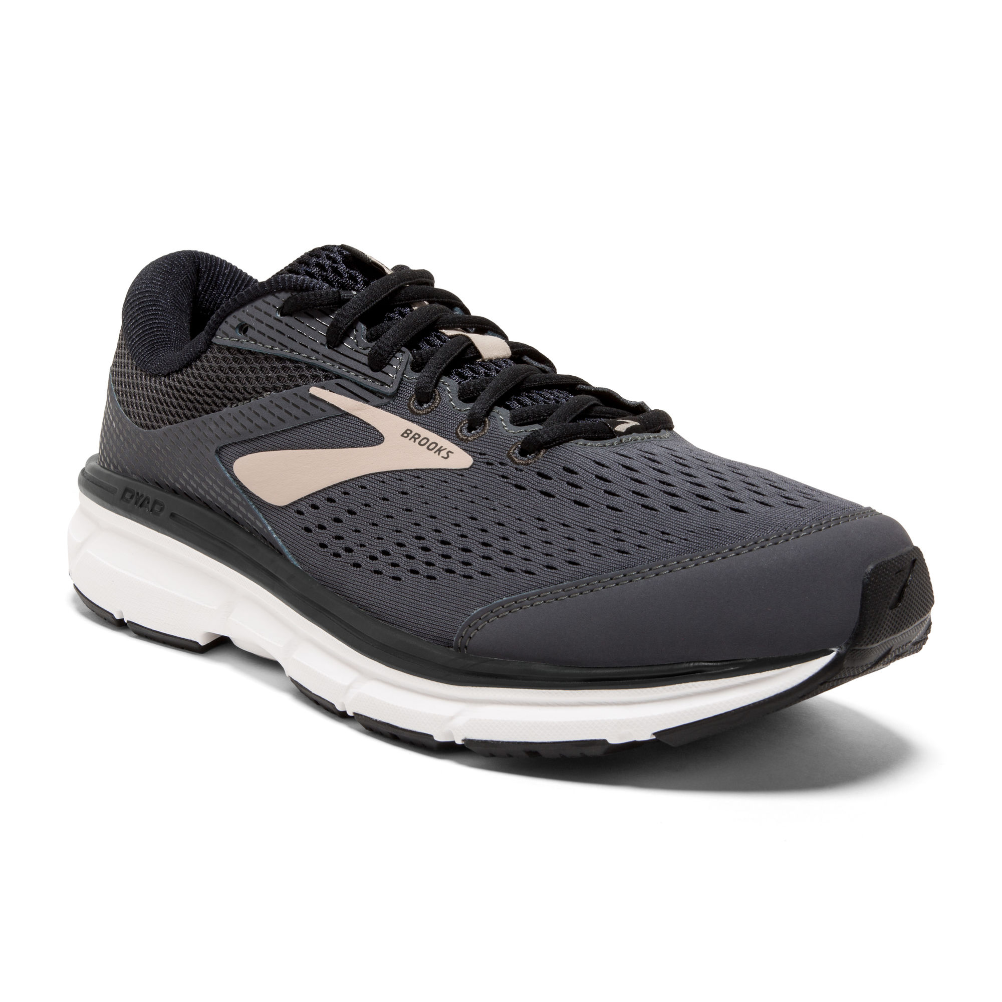 Brooks Dyad 10 4E in Grau