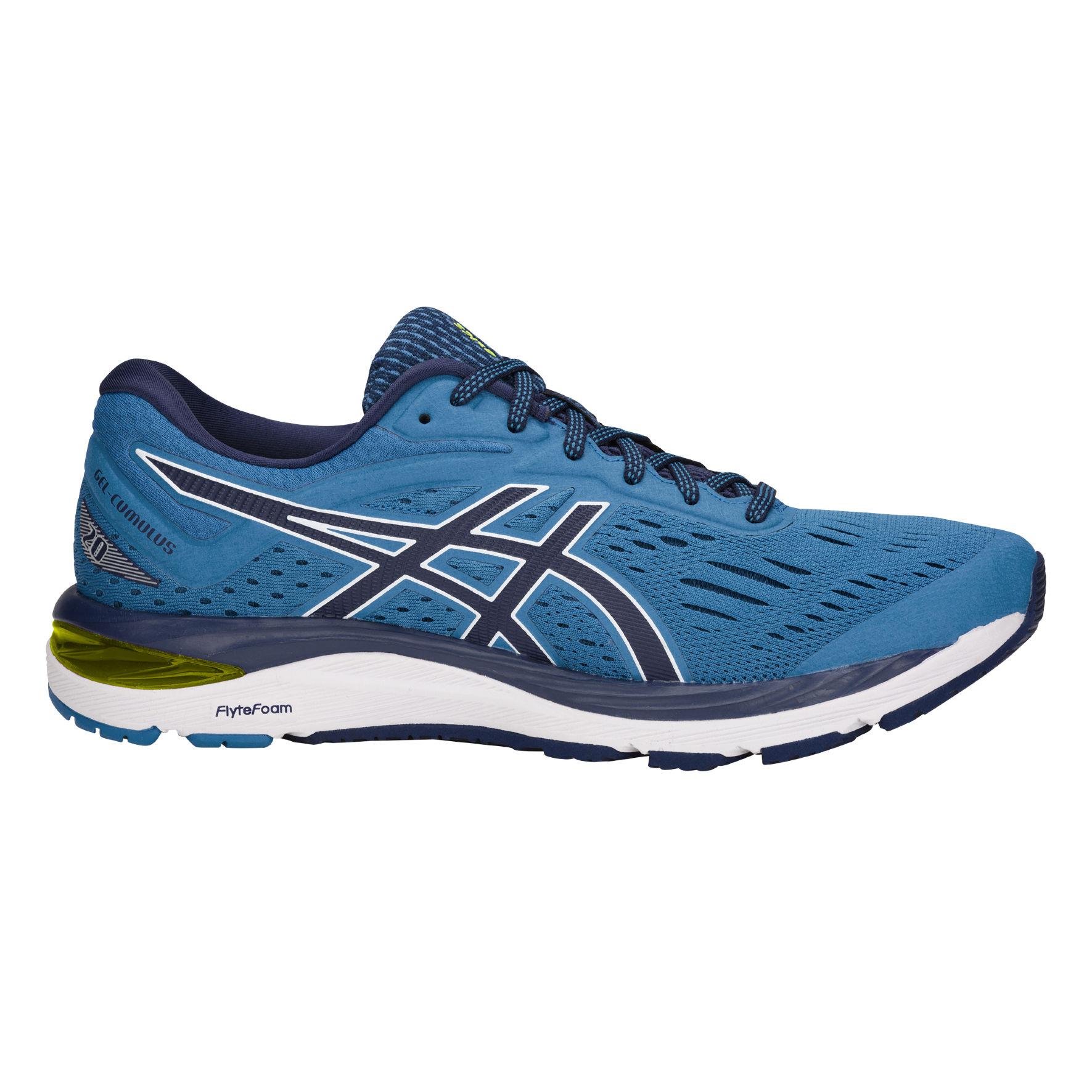 Asics Gel Cumulus 20 in Blau
