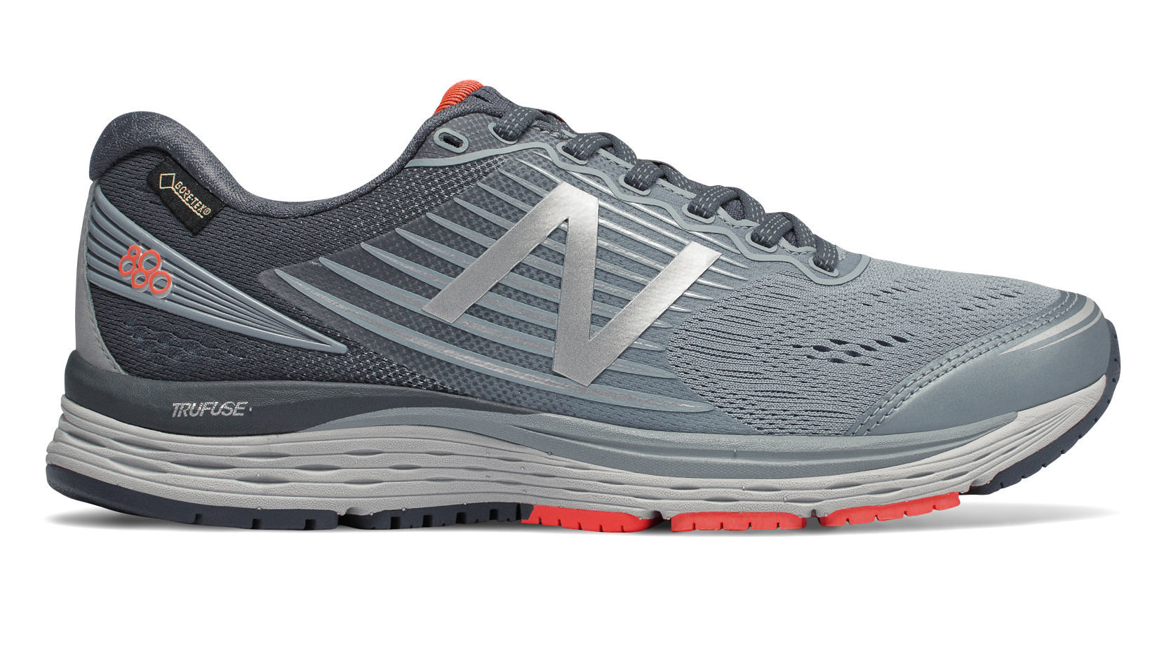 New Balance Lady 880v8 B GTX in Grau