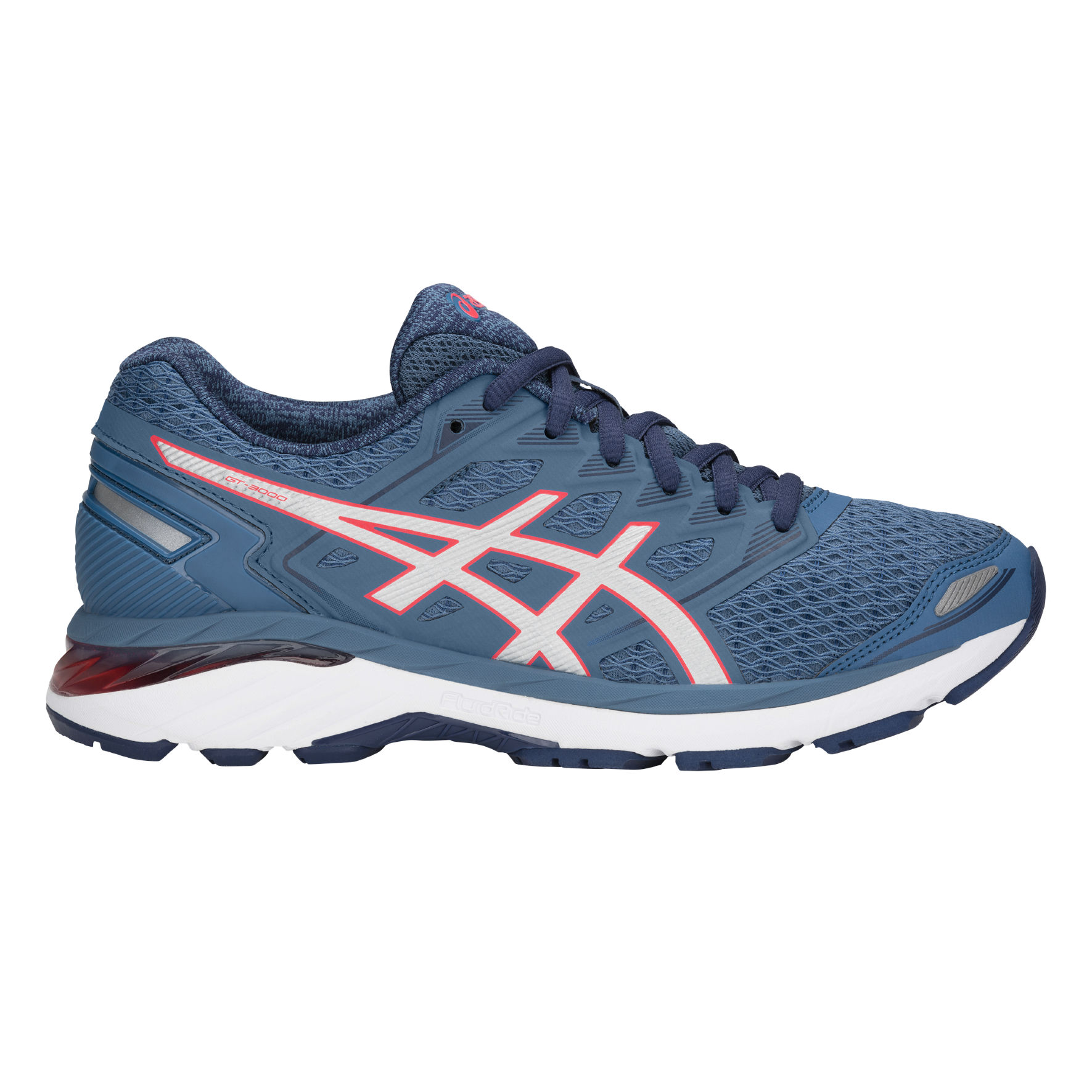 Asics Lady GT 3000 5 in Blau