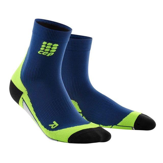 cep Short Socks in Blau