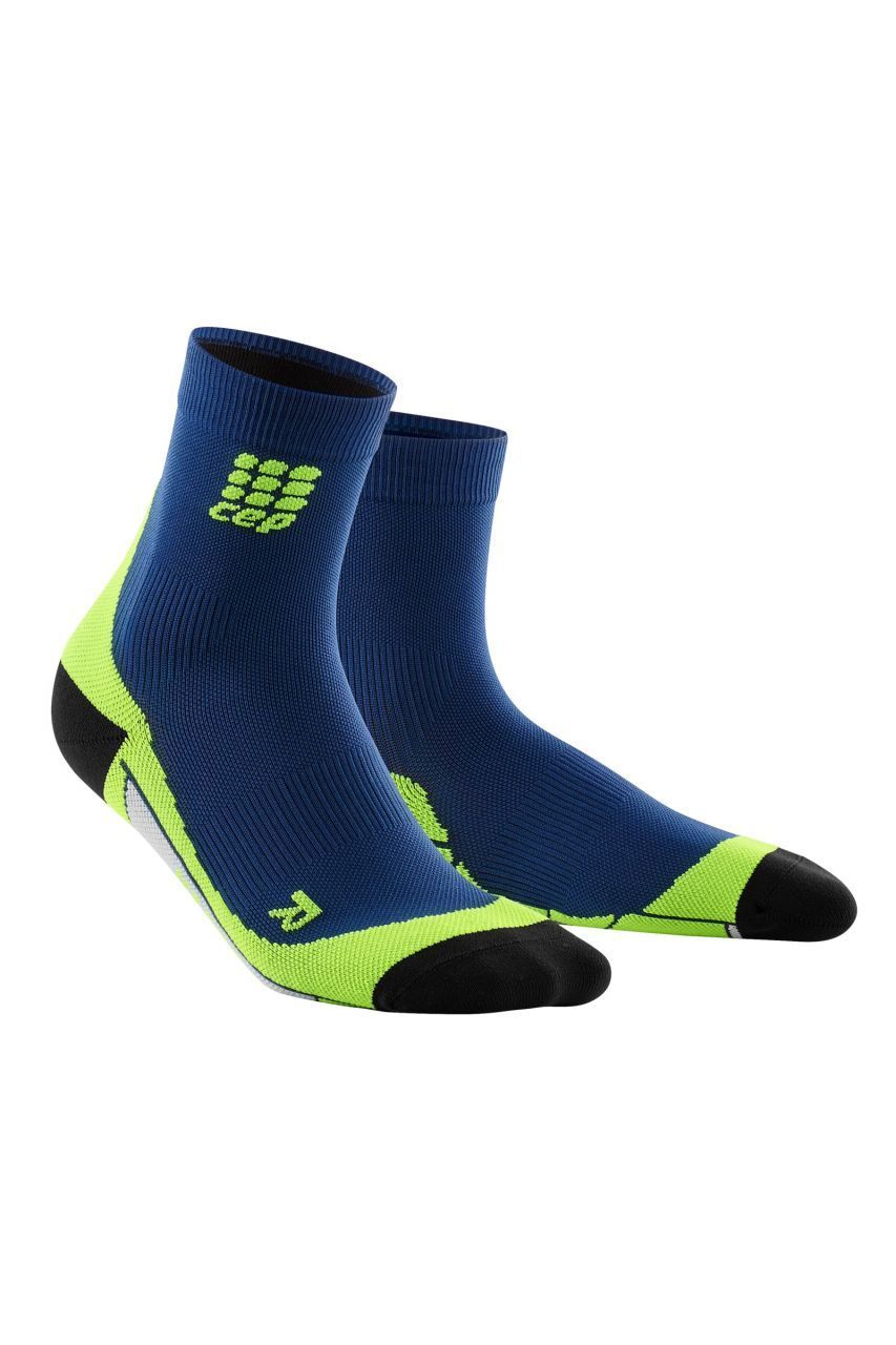 cep Short Socks in Blau