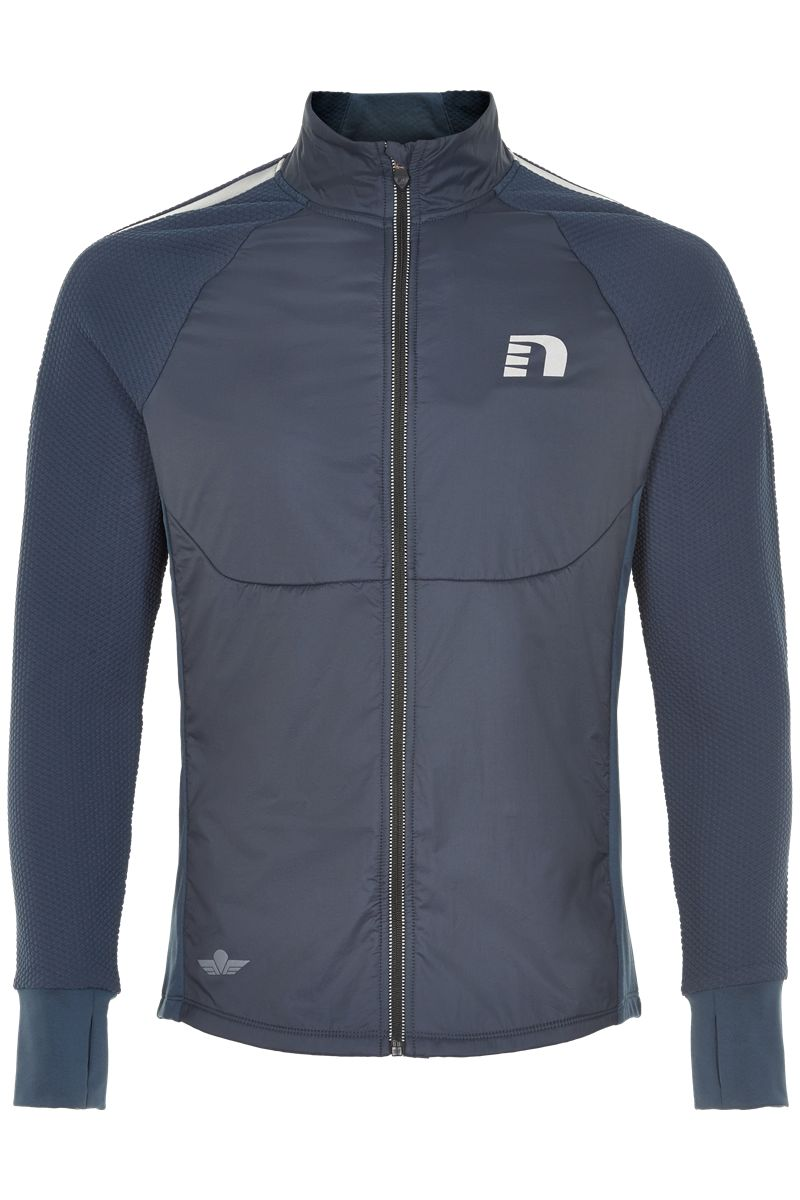 Newline Black Thermal Comfort Jacket in Dunkelblau