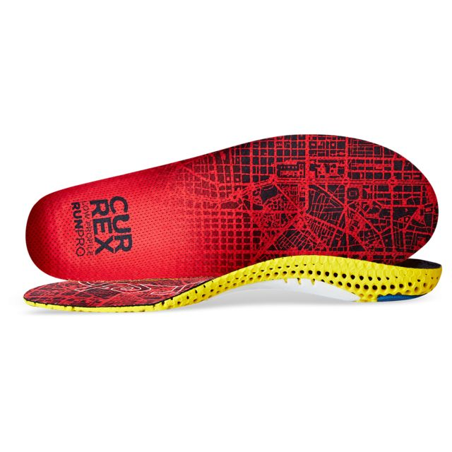 Currex RUNPRO low 2018 in Rot