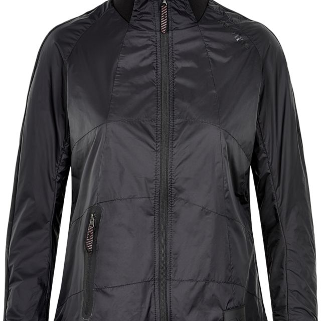 Newline Lady Black Mobility Jacket in Schwarz