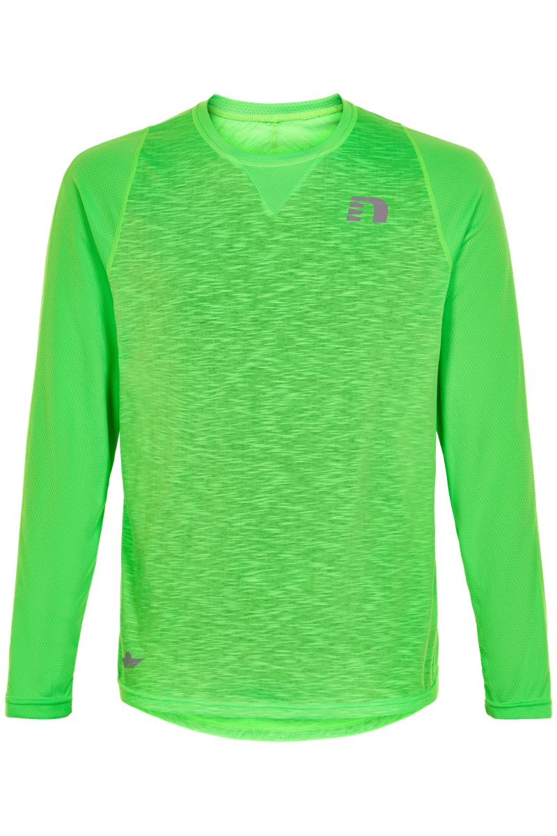 Newline Black Light Thermal Shirt in Grün