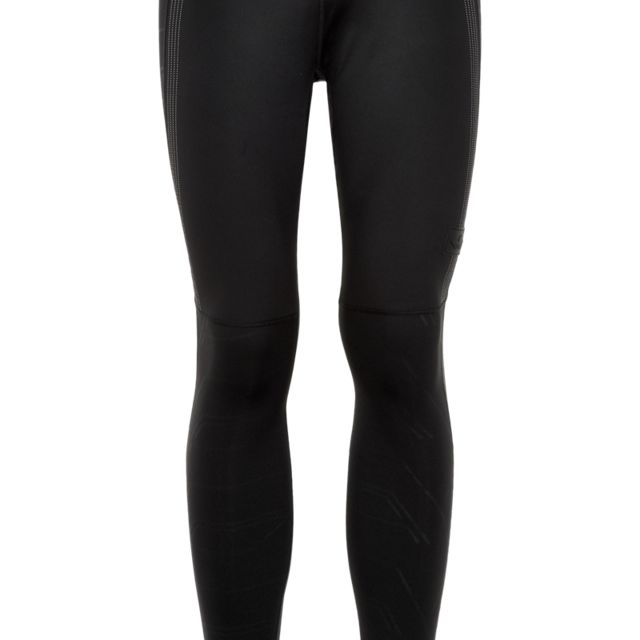 Newline Black Warm Wiper Tights in Schwarz