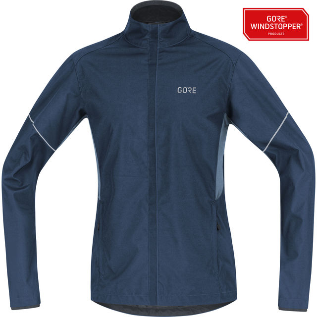 Gore R3 Partial GWS Jacke in Blau