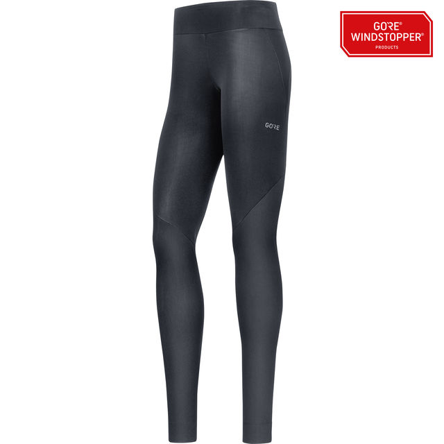 Gore R3 Lady Partial GWS Tights in Schwarz
